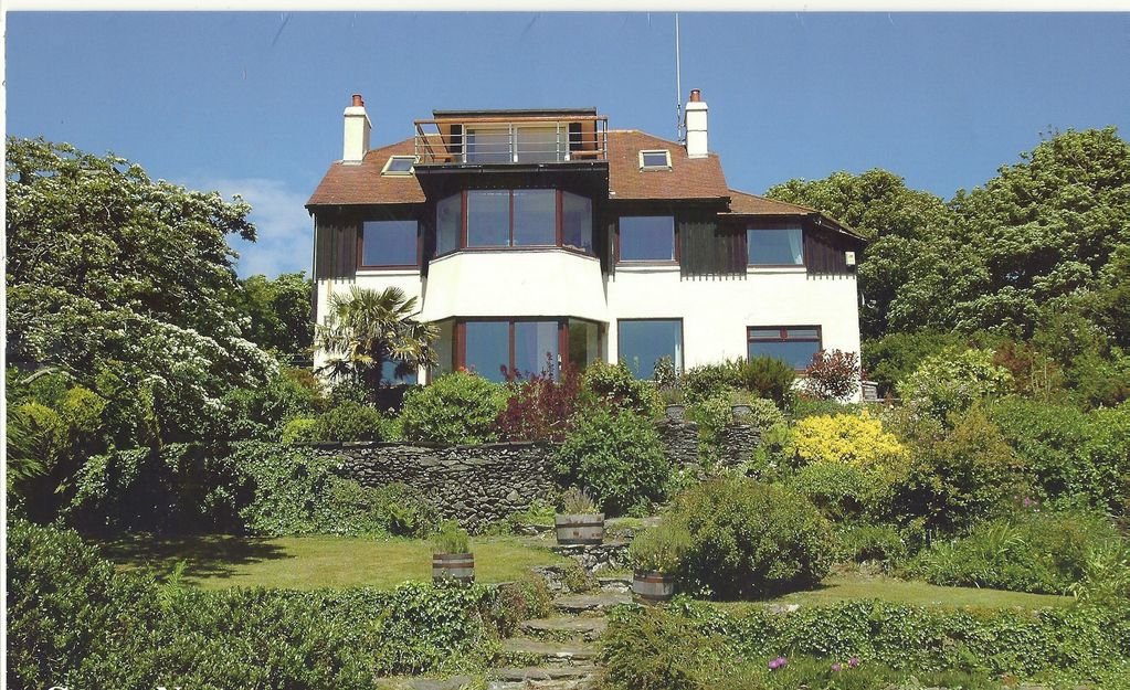Crows Nest Highest House In Salcombe Homeaway