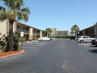 Cocoa Beach condo photo - Reserved parking for unit
