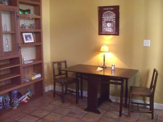 New Orleans apartment photo - Small Dining Area