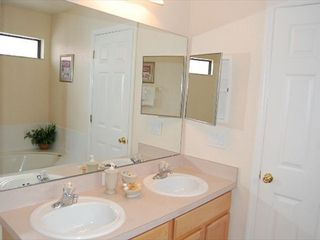 Clermont house photo - Master bath