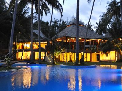 Laem Sor beach villa rental - The Villa South Beach 1