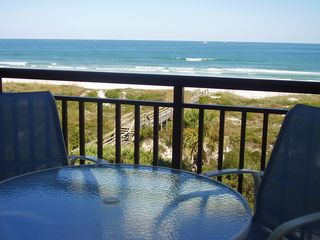 St. Augustine condo photo - Come for Calm Relaxation & A Royal Perspective