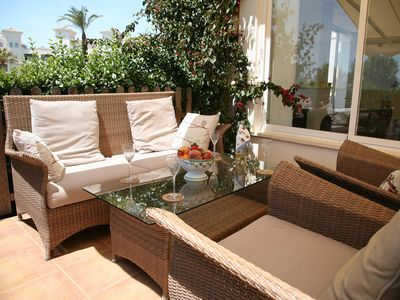 LUXURY 5* APARTMENT WITH SOUTH WEST FACING PANORAMIC VIEWS OF THE GOLF COURSE