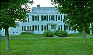 Lake Bomoseen estate photo - Our updated Historic 1933 Colonial Country Home on 22.6 acres