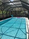4 Bdr Private Pool Home Walk To Beach, River, Restaurants, Shops-Fully Renovated