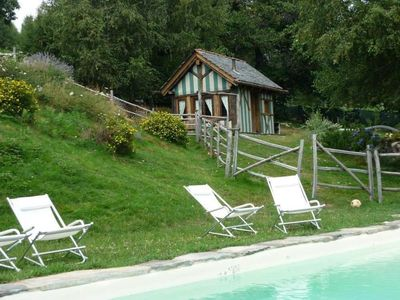CHALET WITH POOL IN PRISTINE NATURE Lake Maggiore