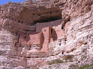 Peoria house photo - Take a drive to see the Cliff Dwellings at Montezuma Castle