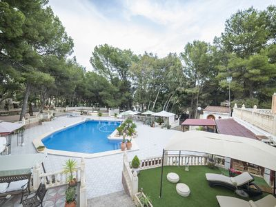 Relaxing Villa with pool near Alicante