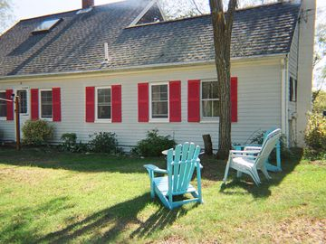 Truro house rental - Spacious and Bright Property from Front