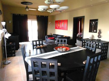 Living and Dinning area