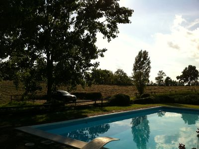 Independent country house with pool in Monferrato - Piedmont