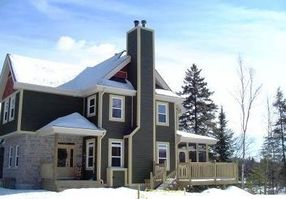 Our Luxury Vacation Home in Tremblant