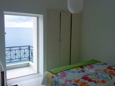seaview from bedroom