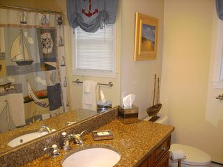 Wells townhome photo - Spacious Full Bathroom has Washer & Dryer