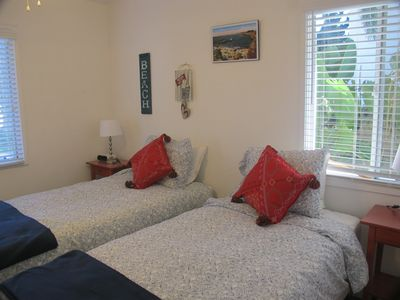 Pacific Beach apartment rental - Second Bedroom with large closets
