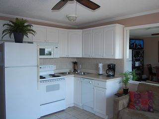 Forest Beach condo photo - Full Kitchen appliances fully stocked kitchen