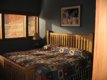 Master Bedroom - king and twin (oppisite king)