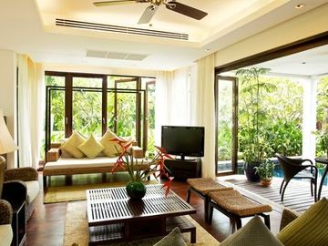 3-bedroom Heliconia - sitting room