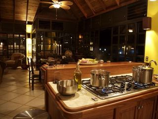 Atenas villa photo - Cooking island in gourmet kitchen