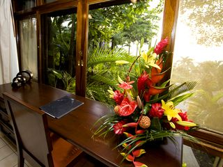 Manuel Antonio bungalow photo - Desk