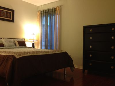 Rancho Bernardo condo rental - Master Bedroom with High Chest