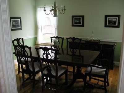Nancy house rental - Dining Room