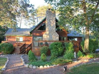 Manitowish waters vacation rental vrbo 473797 4 br for Northwoods wisconsin cabin rentals