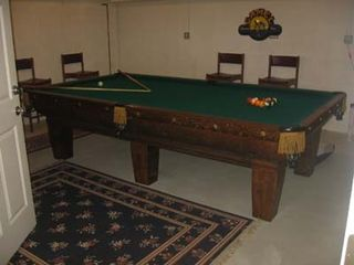 Cape May house photo - A regulation sized pool table awaits you