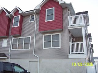 Exterior Side - Wildwood condo vacation rental photo