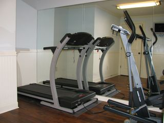Big Canoe house photo - Cardio room