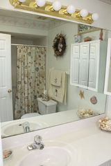 New Smyrna Beach house photo - Master Bathroom