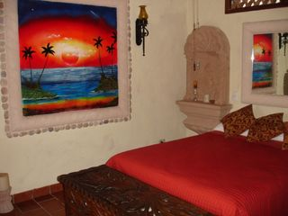 Puerto Vallarta villa photo - Guest Bedroom