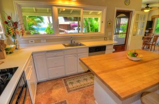 "Poipu house photo - All the touches of ""home"""
