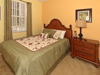 Paradise Cay townhome photo - 2nd bed room on ground floor, easy access