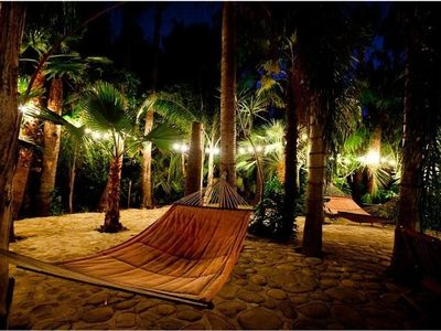 2 Hammocks in the Jungle