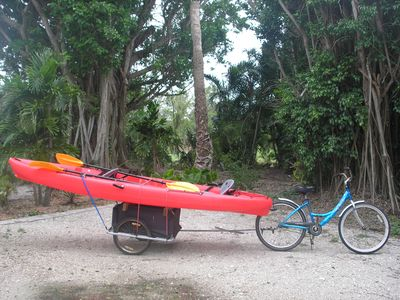 Double Person Kayak