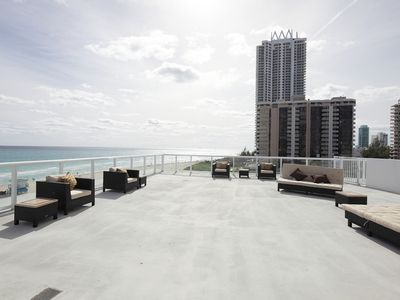 Private terrace-amazing ocean views and 2,000 square feet of space!