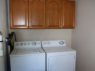 Bridgehampton cottage photo - washer/dryer