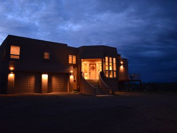 Pagosa Springs house rental - Beautiful nights from Lone Star Lookout