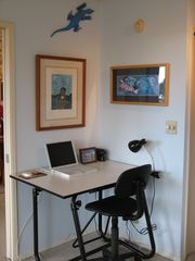 Kihei condo photo - Office Nook