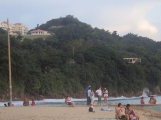 Aguadilla condo photo - Complex view from Crash Boat Beach