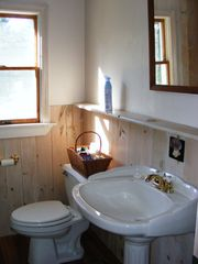 Lubec cottage photo - Bathroom