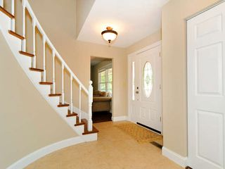 Asheville house photo - Circular Staircase
