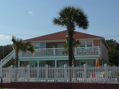 Crescent Beach house rental - Luxury & Tropical Coral Breeze!
