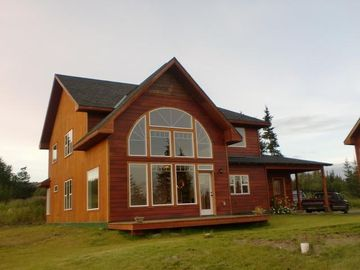 Homer house rental - Pamper yourself with incredible accommodations and amazing view!