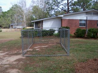 Lake Seminole house photo - Dog Kennel