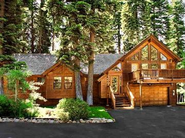 Tahoe City house rental - Exterior