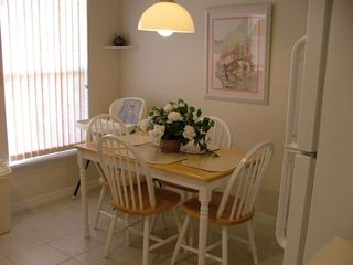 Kitchen Table & High Chair