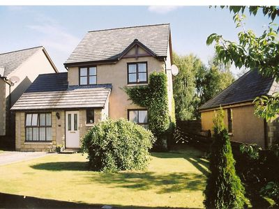 'Birchwood', Quality 4 Bedroom Detached House in Aviemore