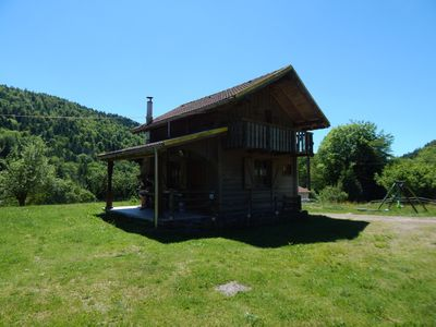 """cottage """"the Perrigueys"""" in l. Southern Vosges next to the plateau of the thousand ponds"""